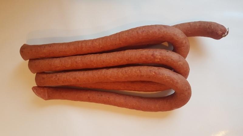 Bildergebnis für Meterwurst
